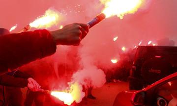 Παναθηναϊκός-Ολυμπιακός: Νίκη και στο ΟΑΚΑ ζήτησαν οι οπαδοί (vid)