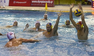 Ολυμπιακός - Παλαιό Φάληρο 16-6: Έκανε το «15 στα 15» στο πρωτάθλημα