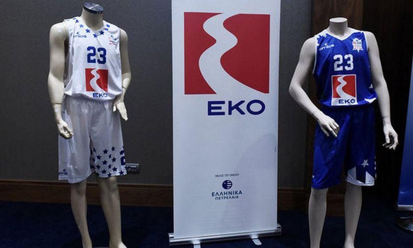 Τα ρόστερ των ομάδων στο ελληνικό All Star Game: Με 9 παίκτες ο Ολυμπιακός