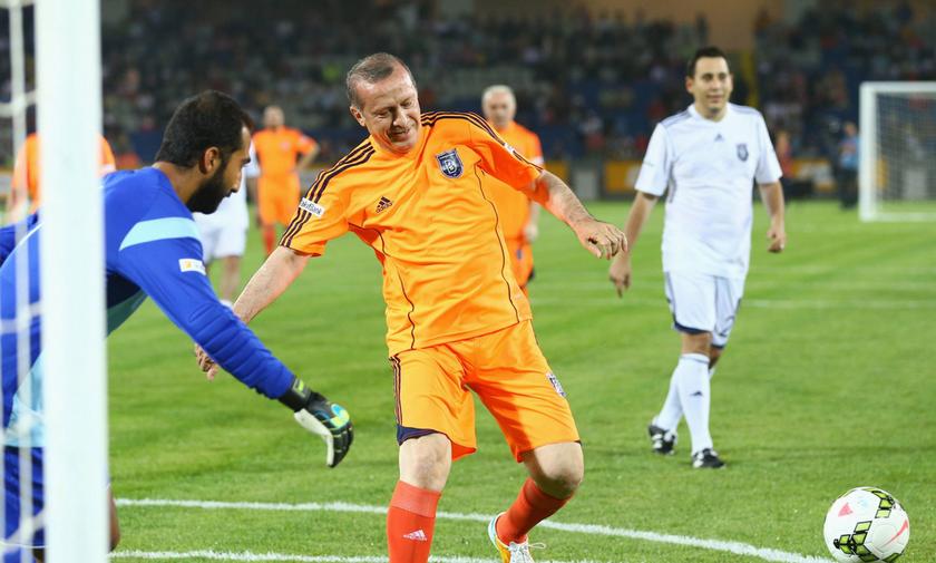 Φουλ για τίτλο η ομάδα του Ερντογάν!