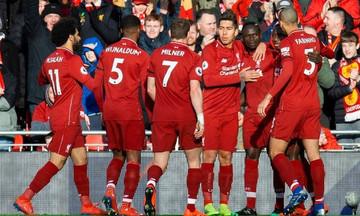 Premier League: Εύκολη νίκη για την Λίβερπουλ επί της Μπόρνμουθ με 3-0 (vid)
