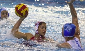 Ολυμπιακός - Εθνικός 18-9 με 4 γκολ της Μυριοκεφαλιτάκη
