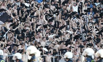 Προκαλούν ξανά:  Με κολάρα στο γήπεδο  οπαδοί του ΠΑΟΚ! (pic)