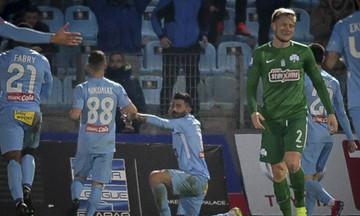 Ο Αθανασιάδης κάνει το 1-0 για τον ΠΑΣ κόντρα στον Παναθηναϊκό (vid)