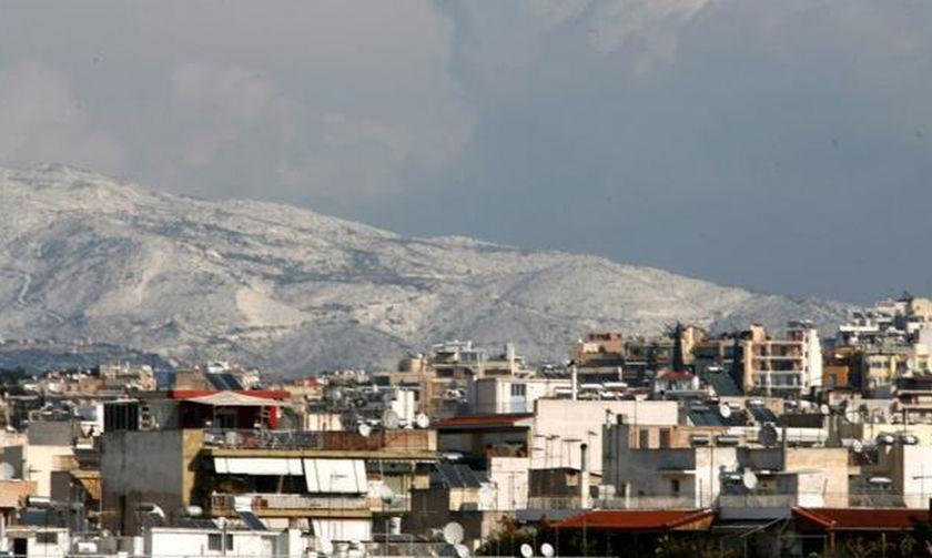 Καιρός: Έρχονται χιόνια ακόμη και στην Αττική