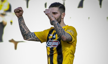 AEK-ΟΦΗ 1-0: Η αύρα του Χιμένεθ (vid)