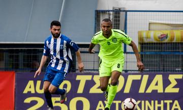 Τα γκολ του αγώνα Κέρκυρα-Απόλλων Λάρισας 1-2 (vid)