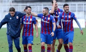 Football League: Νίκη ανόδου ο Βόλος στην Άρτα (Αποτελέσματα και βαθμολογία)