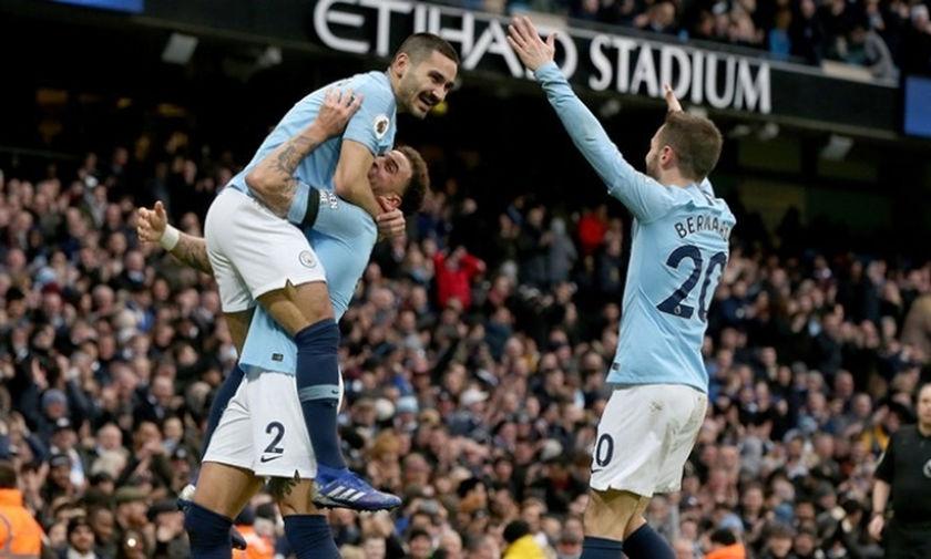 Premier League: Η Μάντσεστερ Σίτι κομμάτιασε (6-0) την Τσέλσι (vid)