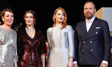 BAFTA 2019: Με 7 βραβεία ο Γιώργος Λάθιμος - Όλοι οι νικητές