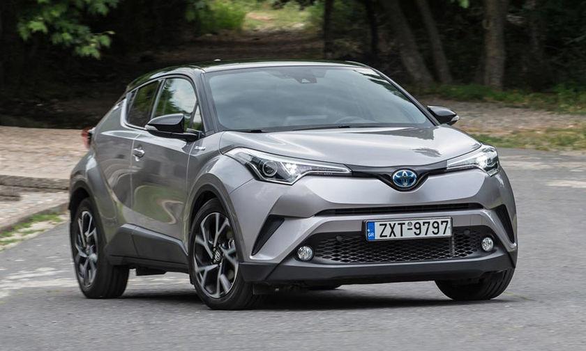 Toyota με έκπτωση έως 3.000 ευρώ