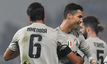 Serie A: Επιστροφή στις νίκες για την Γιουβέντους (vid)