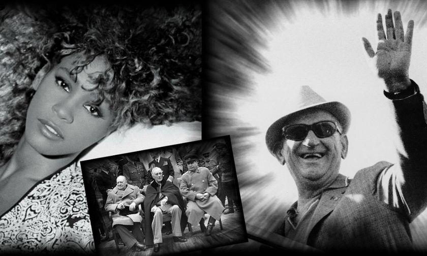 Σαν σήμερα: Ο Ολυμπιακός που έκλαψε για τον Μπούκοβι, η συνθήκη της Γιάλτας και η «φωνή» που σίγησε