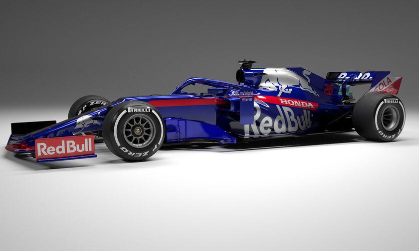 Το νέο μονοθέσιο της Toro Rossο-Honda (pic)