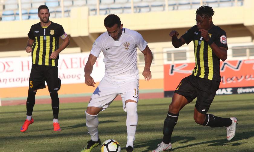 Football League: Νίκη εξάδας για τον Απόλλωνα Πόντου, 3-0 τον Εργοτέλη (αποτελέσματα, βαθμολογία)