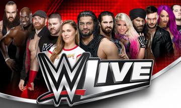 To WWE επιστρέφει στην ελληνική τηλεόραση