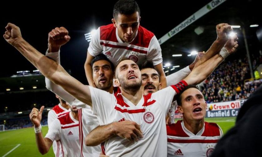 Τι κάνει ο Ολυμπιακός στη νοκ-άουτ φάση του Europa League (vids)