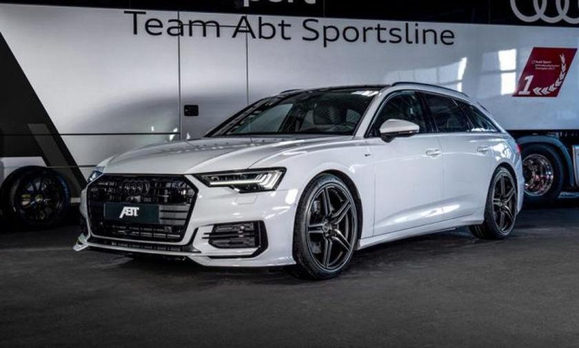 Πανίσχυρο Audi A6 50 TDI με 330 ίππους