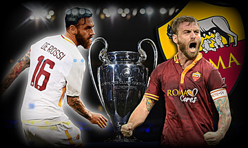 Champions League: Η μεγάλη ευκαιρία της Ρόμα και το κίνητρο του Ντε Ρόσι