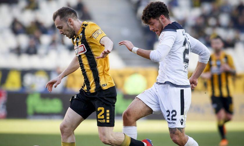 Δεληγιαννίδης: «Τελικοί όλα τα ματς για τον ΟΦΗ»