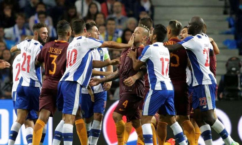 Ρόμα - Πόρτο : Οι ενδεκάδες των δύο ομάδων