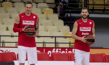 Βετσβάργκας: «Ελπίζουμε πως ο Ολυμπιακός θα αφήσει τους Τίμα και Στρέλνιεκς»