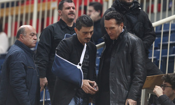 ΠΑΟ - Ολυμπιακός: Με δεμένο χέρι στο ΟΑΚΑ ο Γιαννακόπουλος