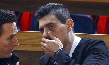 Γιαννακόπουλος για αποχώρηση Ολυμπιακού: «Έχουν παίκτες απλήρωτους, έριξαν λευκή πετσέτα»