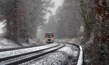 H κακοκαιρία «Χιόνη» συνεχίζεται: Καταιγίδες, χιόνια και άνεμοι έως 10 μποφόρ