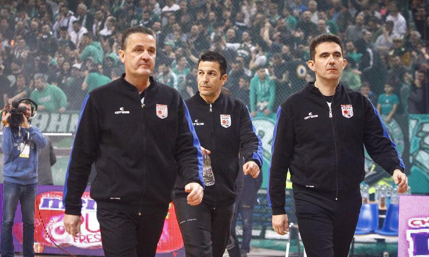 ΟΔΚΕ: «Οι Έλληνες διαιτητές είναι υψηλότατου επιπέδου»