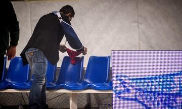 Γιαννακόπουλος: Ζητά συγγνώμη για το εσώρουχο αλλά όχι από τον Ολυμπιακό και το θεωρεί... χιούμορ