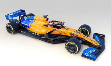 Παρουσιάστηκε το νέο μονοθέσιο της McLaren (pic)