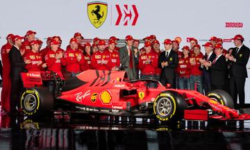 Το νέο μονοθέσιο της Ferrari (pic)