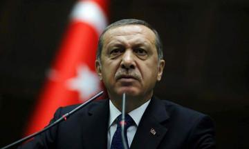 Ο Ερντογάν κάνει λόγο για «δικαιώματα στο Αιγαίο και στην Κύπρο»!