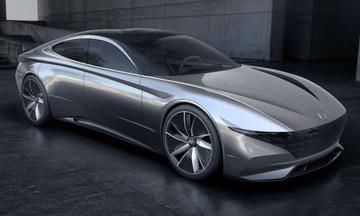 Tετράθυρο κουπέ το νέο Hyundai Sonata