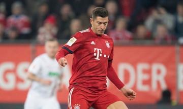 Bundesliga: Με σπουδαία ανατροπή η Μπάγερν στο Άουγκσμπουργκ (3-2)