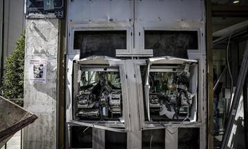 Θεσσαλονίκη: Εμπρησμοί σε ΑΤΜ και διπλωματικό όχημα