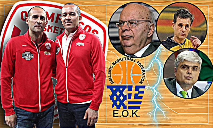 Αποκάλυψη: Έρχεται απόφαση εισαγγελέα - «σεισμός» για το ελληνικό μπάσκετ!