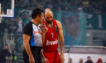 Basket League: Η βαθμολογία μετά την ποινή του Ολυμπιακού