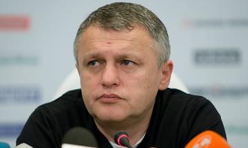 Πρόεδρος Ντιναμό Κιέβου: «Δεν θέλω να τρώμε έξι γκολ...»
