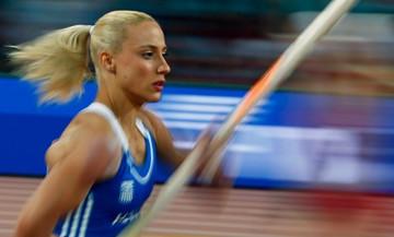 Η Κυριακοπούλου ισοφάρισε το ατομικό της ρεκόρ στο Μπέρμιγχαμ