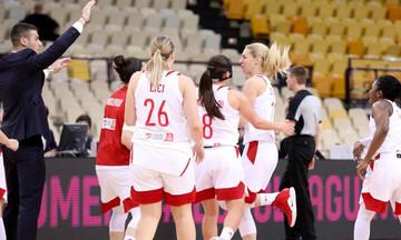 Στην κορυφή του TOP-5 της Euroleague Γυναικών η Σωτηρίου (vid)