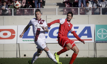 ΑΕΛ - Ξάνθη 1-1: Τυχερός και άτυχος Νούνιτς (vid)