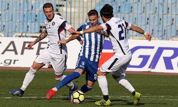 Football League: Ισόπαλοι 1-1 Ηρακλής και Κέρκυρα (αποτελέσματα, βαθμολογία)