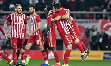 Τα highlights του Ολυμπιακός-ΑΕΚ 4-1 (vid)