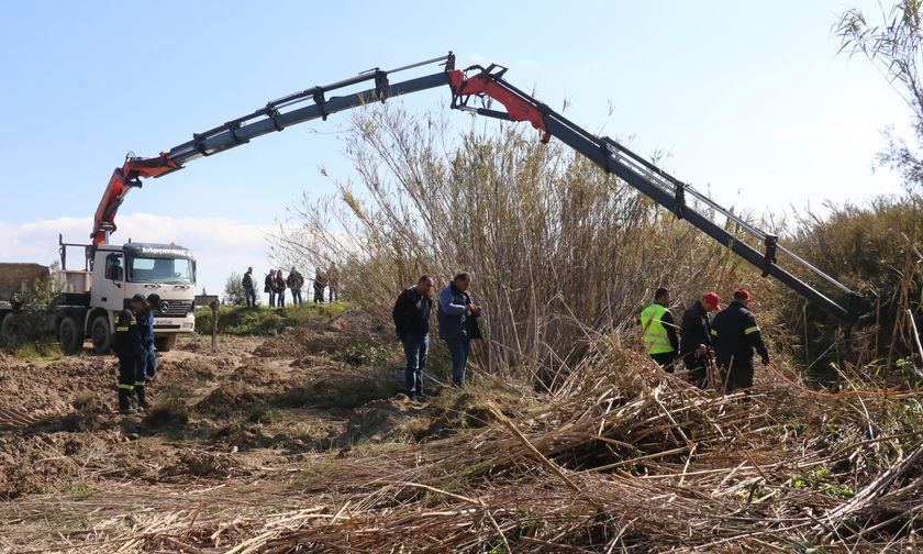 Τραγικός επίλογος στη Μεσσαρά: Ανασύρθηκαν νεκροί οι τέσσερις επιβάτες του ΙΧ
