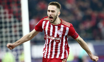 Europa League: Ο Φορτούνης στους 4 καλύτερους παίκτες του σαββατοκύριακου (pic)