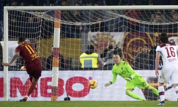 Serie A: Νίκη με χίλια ζόρια για την Ρόμα, 2-1 την Μπολόνια (αποτελέσματα, βαθμολογία)