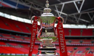 Εύκολες κληρώσει για τους «μεγάλους» στο FA Cup