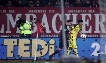 Πρωτότυπη διαμαρτυρία των Γερμανών οπαδών κατά της διεξαγωγής αγώνων τη Δευτέρα (vid)!